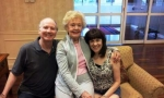 Fred, Aunt Martha, and Linda (L Perloff)