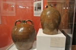 Dave's Carolina Clay jars @ the SC State Museum