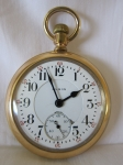 Pocket Watch of M. S. Miles